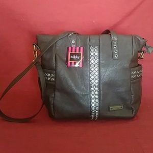 Nicole Lee Nikky Ciel Shopper Bag